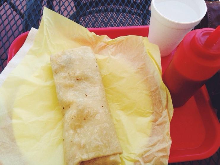 breakfast burrito thutexas
