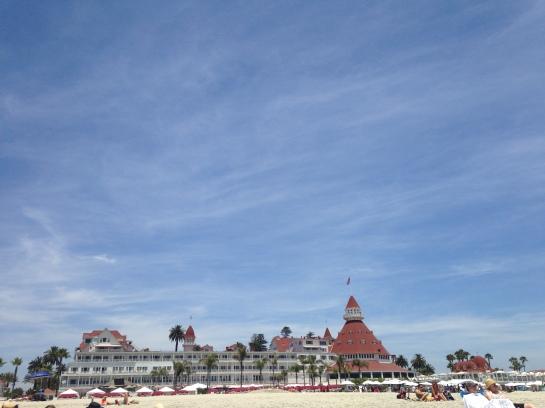 coronado beach thutexas