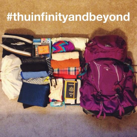 #thuinfinityandbeyond