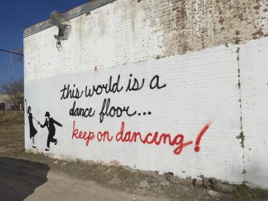 graffiti wall houston texas