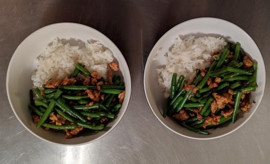 green beans and ground pork vietnamese